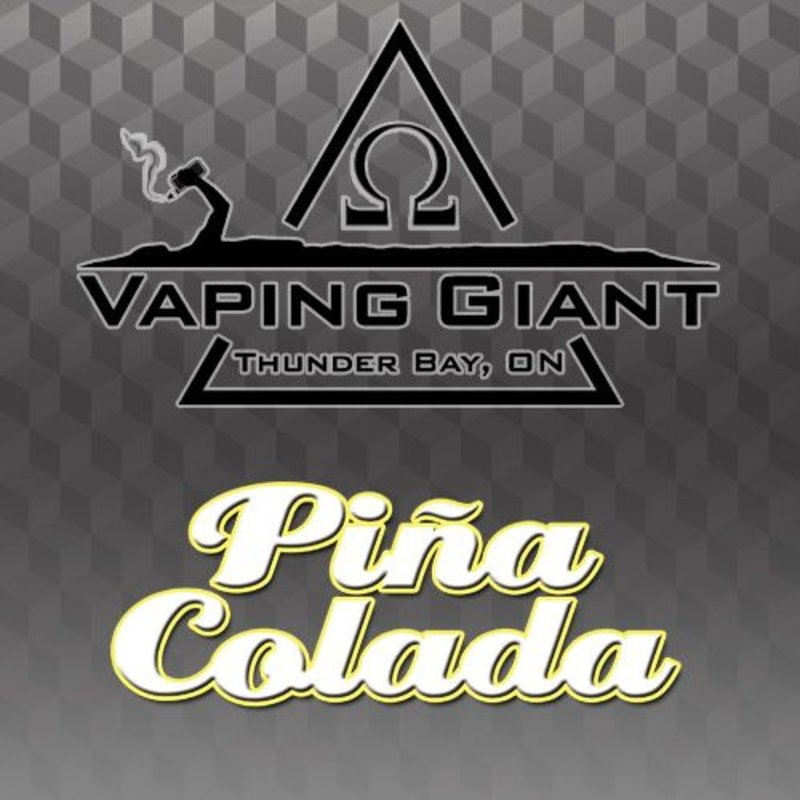 Vaping Giant Vaping Giant - Pina Colada (60ml)