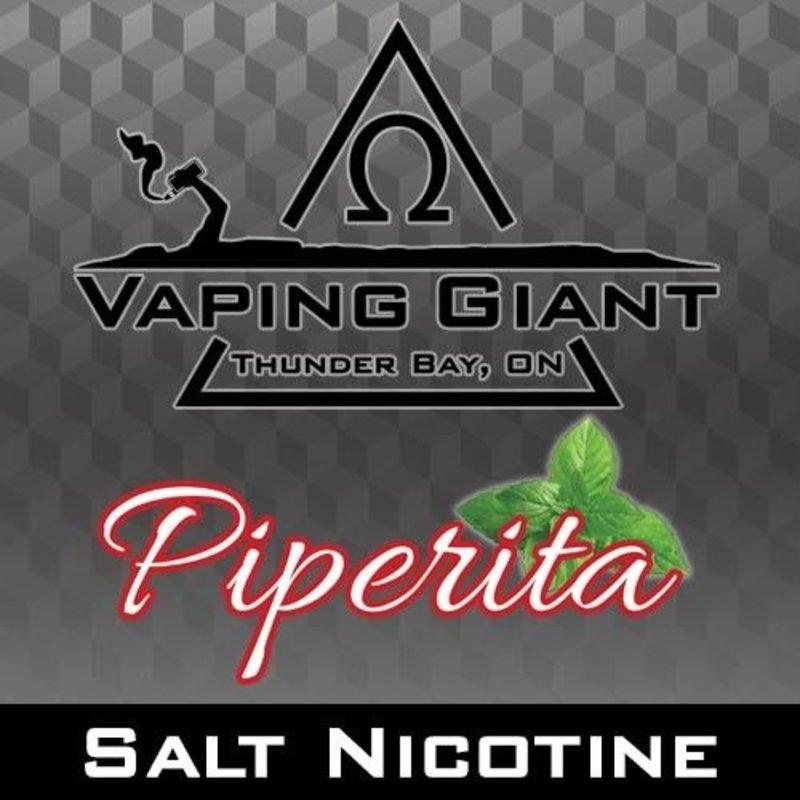 Vaping Giant Vaping Giant - Piperita [Salt Nicotine] (30ml)