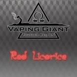 Vaping Giant Vaping Giant - Red Licorice (60ml)