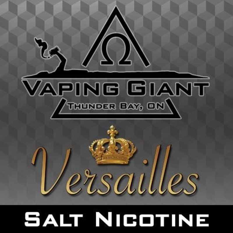 Vaping Giant Vaping Giant - Versailles [Salt Nicotine] (30ml)