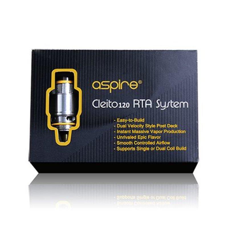 Aspire Aspire - Cleito 120 RTA System