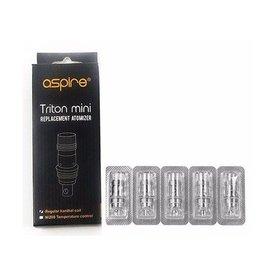 Aspire Aspire - Triton Mini Replacement Coils (5 Pack)