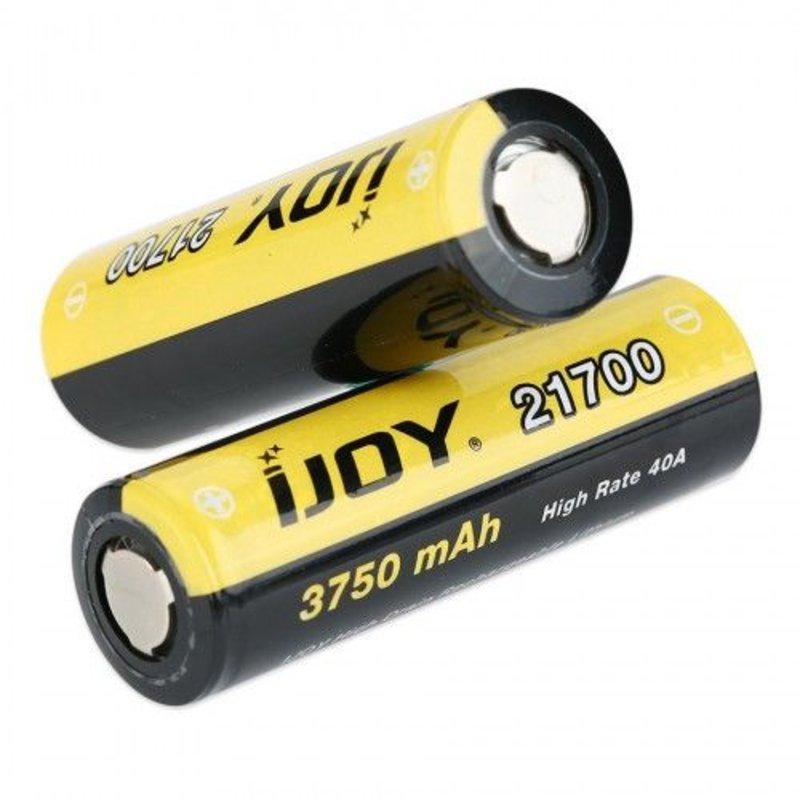 iJoy iJoy - 21700 40A 3750mAh Flat Top Battery