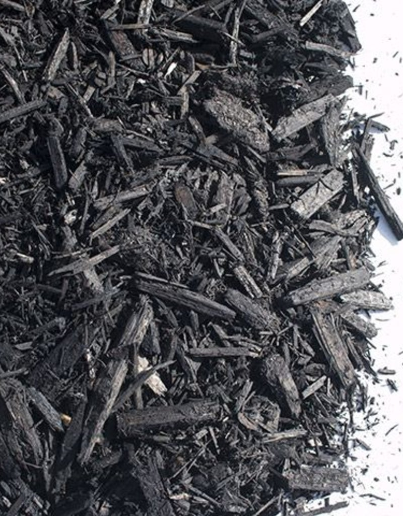 CLS Landscape Supply Black Mulch