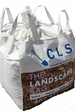 "CLS Landscape Supply 2-5"" Limestone - The Landscape Bag"