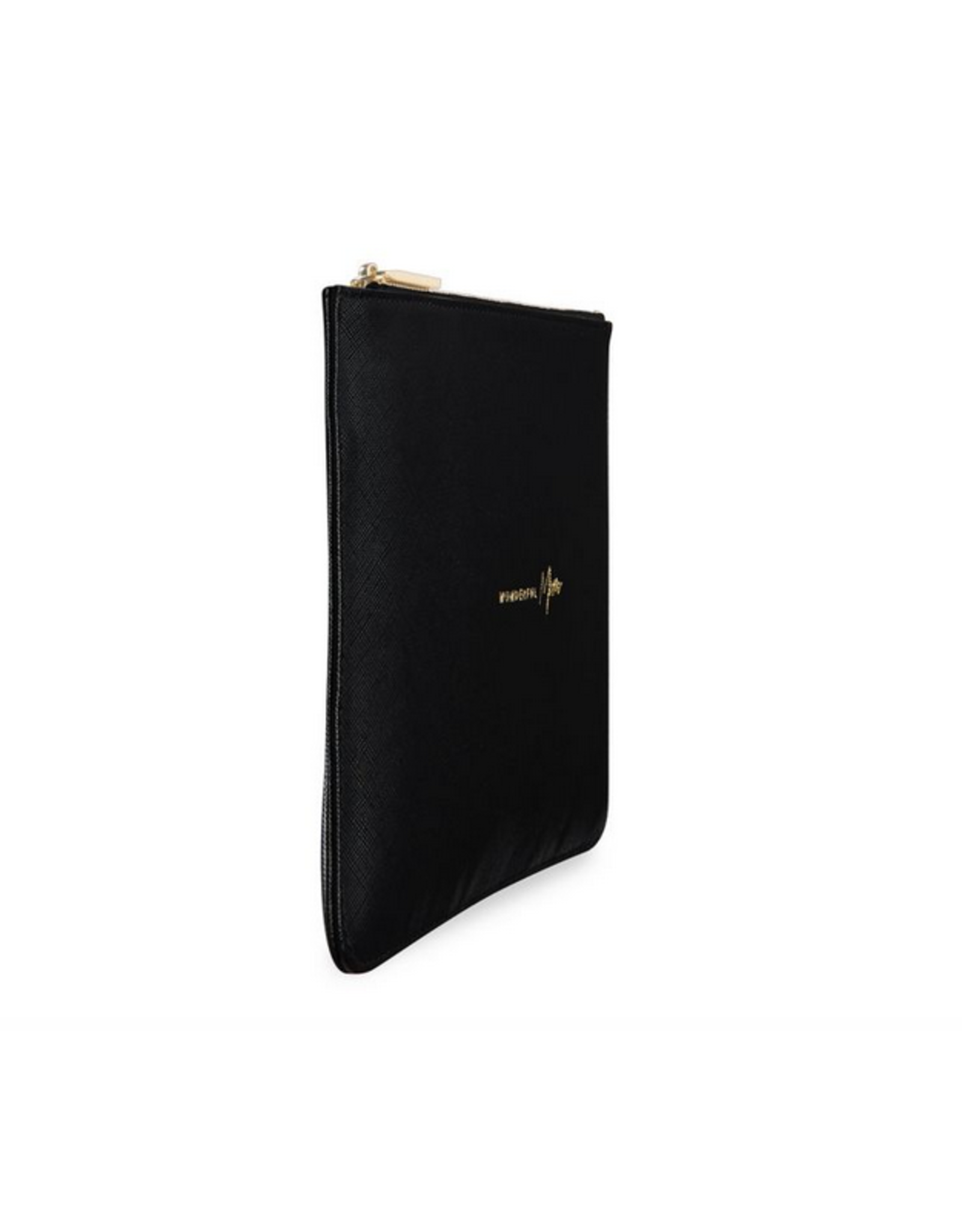 Katie Loxton Wonderful Mom Perfect Pouch in Black