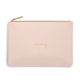 Katie Loxton Hello Lovely Color Pop Perfect Pouch