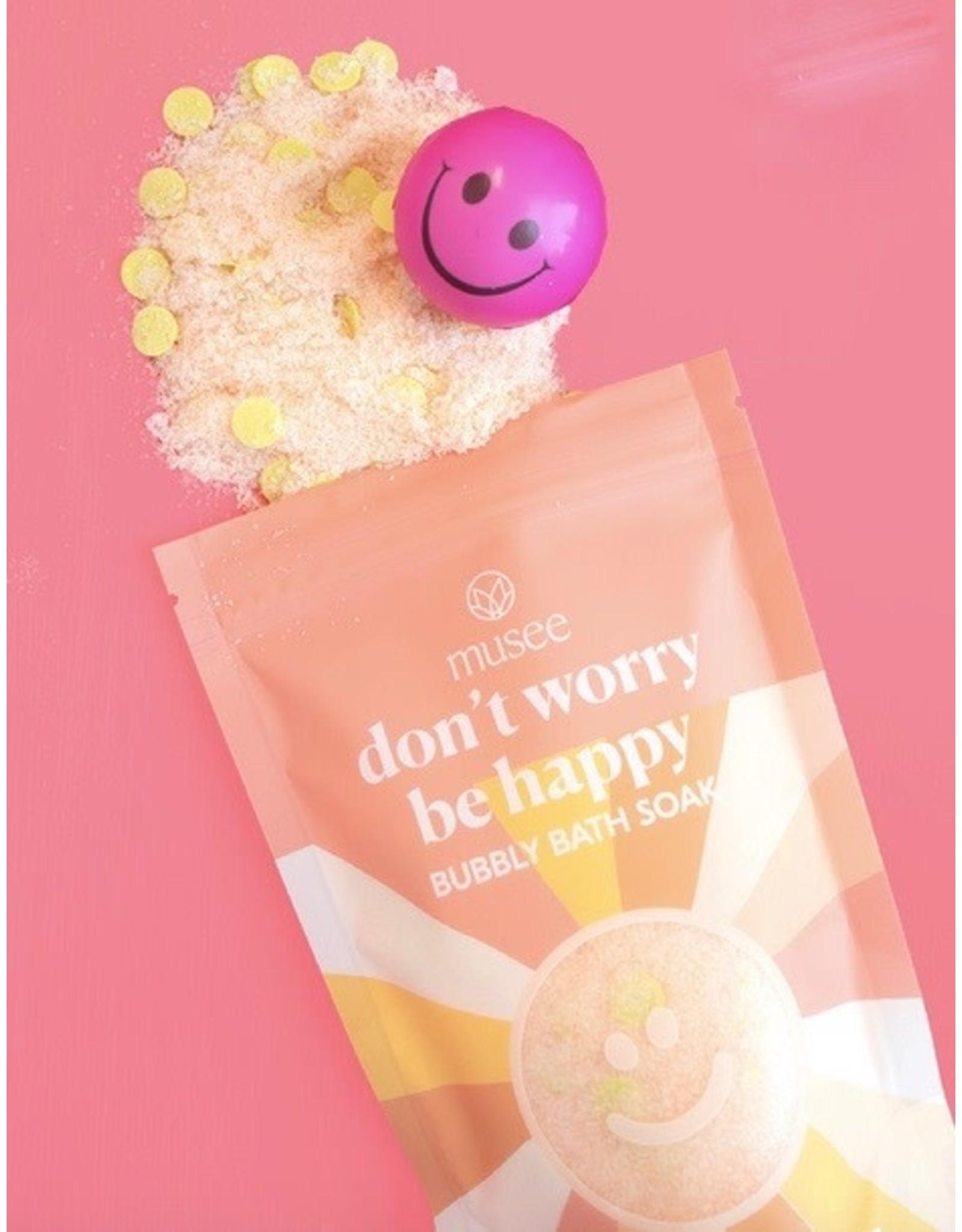 Don't Worry, Be Happy Salt