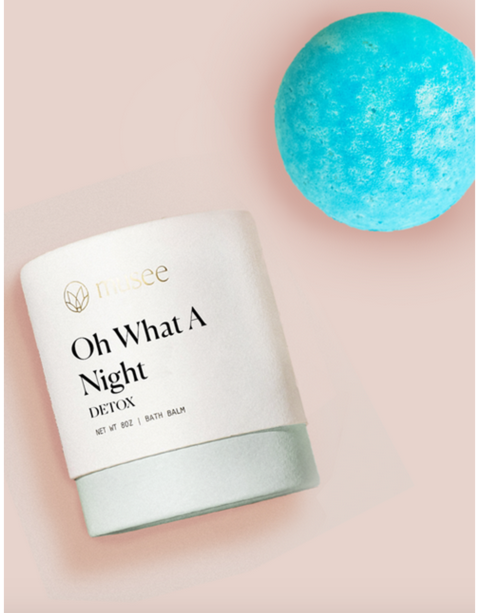 Musee Oh What A Night Bath Balm