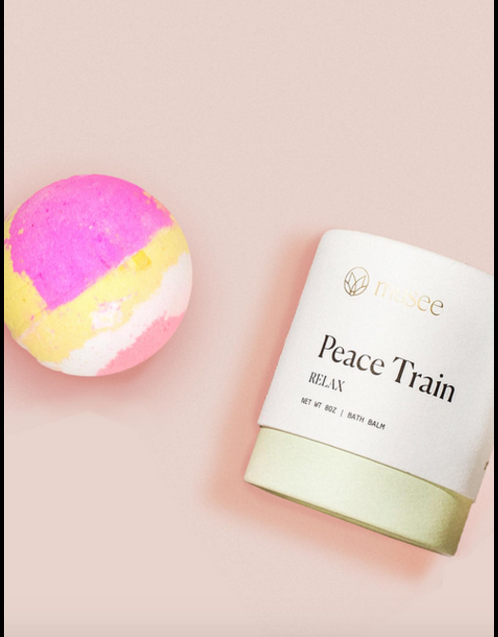 Musee Peace Train Bath Balm
