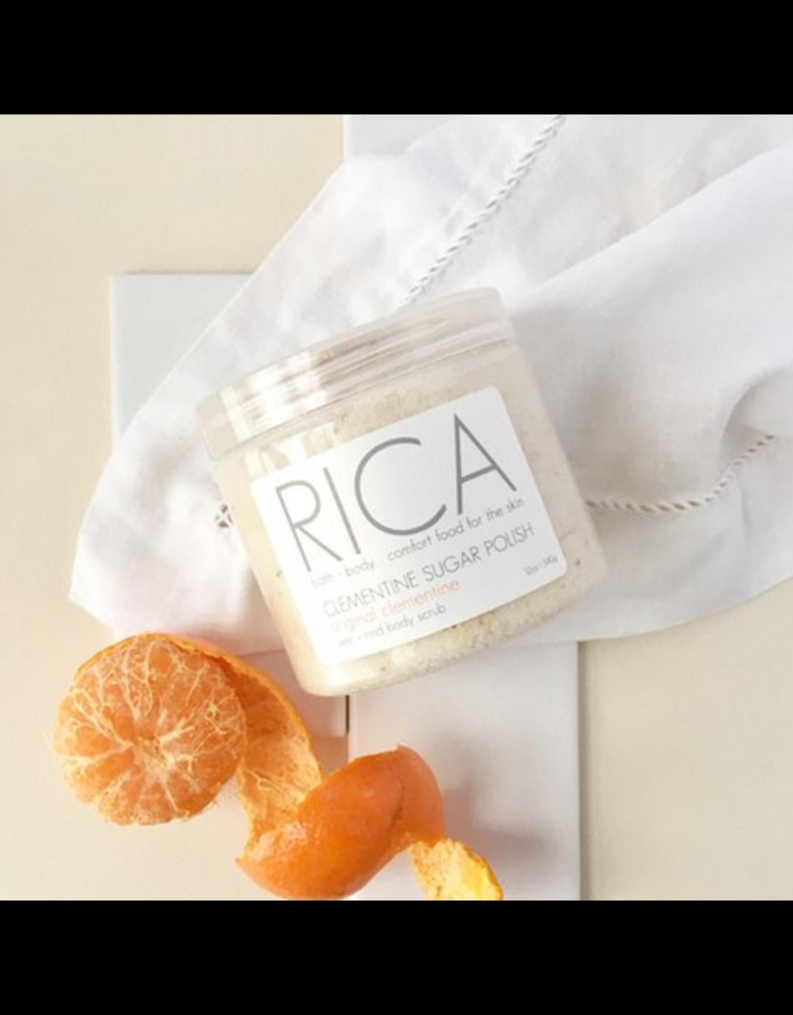 Rica Bath & Body Clementine Sugar Polish
