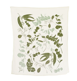 June & December Eucalyptus Kitchen Towel
