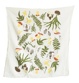 June & December Forest Finds Kitchen Towel