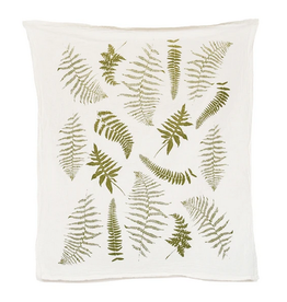 June & December Fronds Kitchen Towel