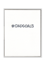 #Dadgoals Card