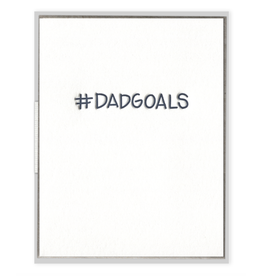 #Dadgoals Card