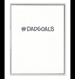 Ink Meets Paper #Dadgoals Card