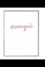Ink Meets Paper #Momgoals Card