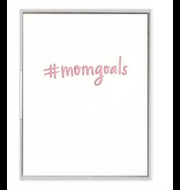 #Momgoals Card