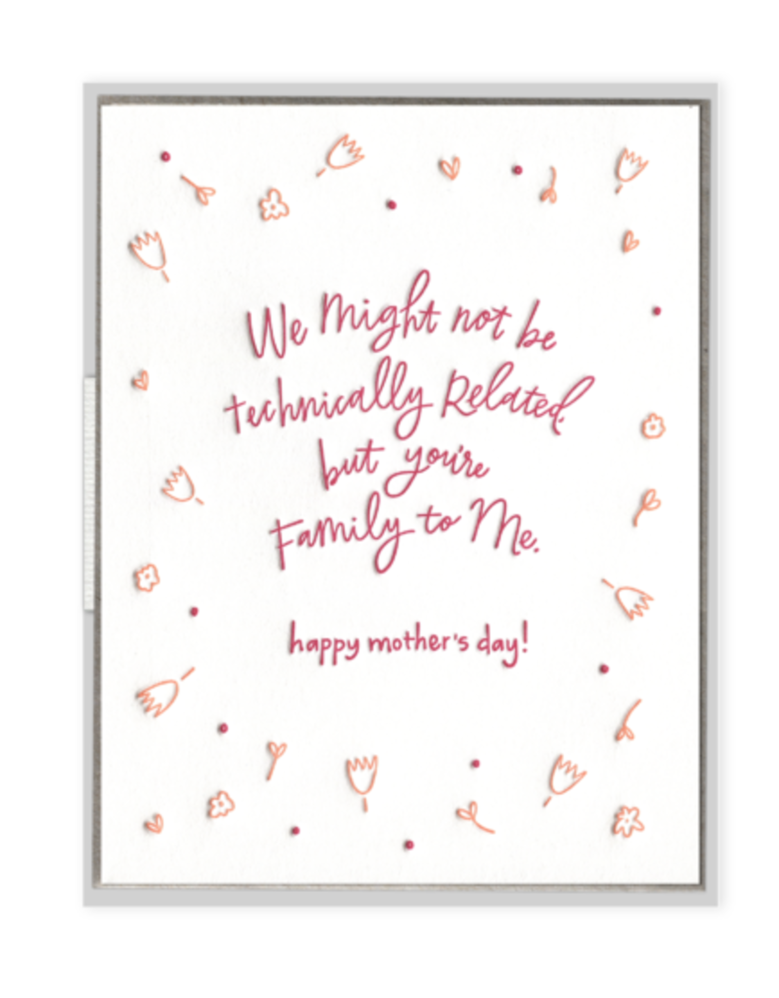 Family to Me Mother's Day Card