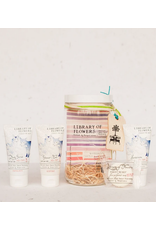 Library of Flowers Forget Me Not Bath Goods Kit