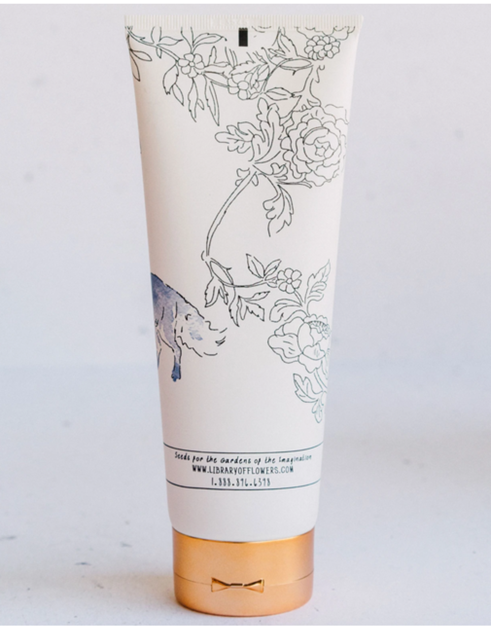 Library of Flowers Shower Gel Forget Me Not