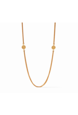Julie Vos Coin Infinity Necklace by Julie Vos