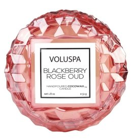 Voluspa Macaron Candle Blackberry Rose & Oud