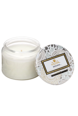 Voluspa Mokara Petite Glass Jar Candle
