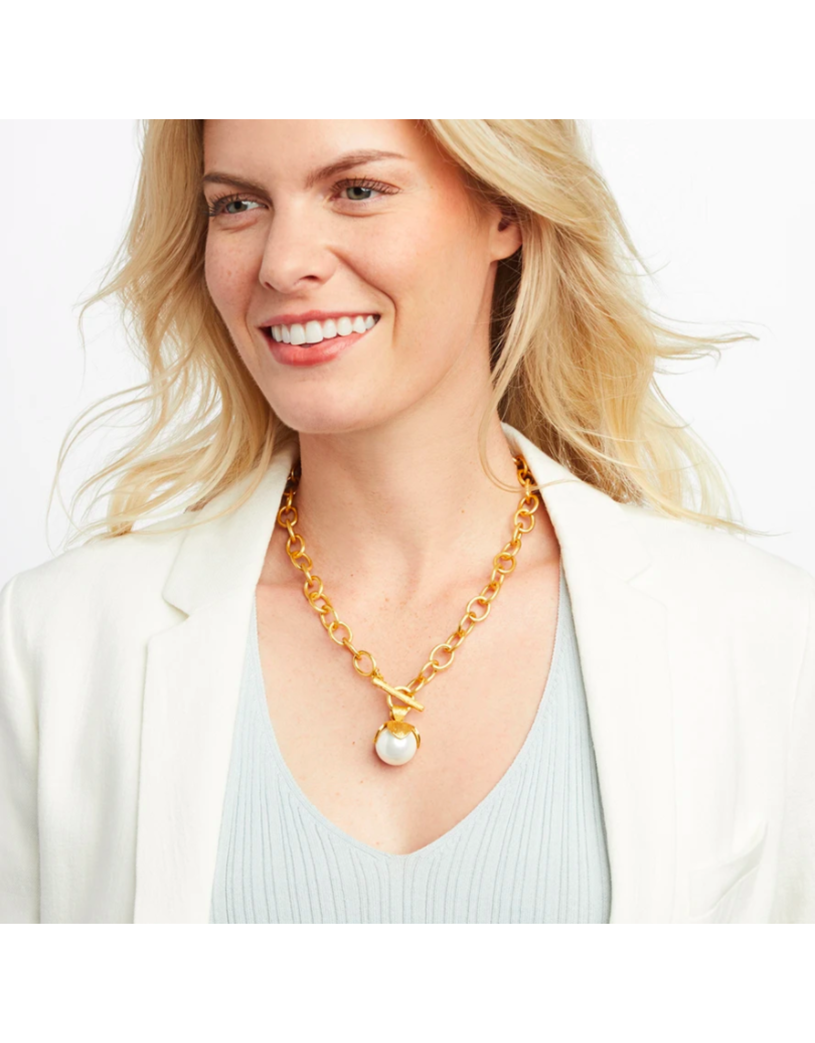 Julie Vos Penelope Statement Necklace by Julie Vos