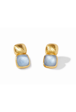 Julie Vos Catalina Earring in Assorted Colors by Julie Vos