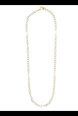 Hazen & Co Carnation Necklace by Hazen & Co