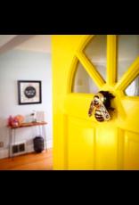 Bumblebee Brass Door Knocker