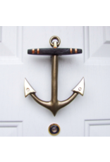 Anchor Door Knocker Brass & Bronze