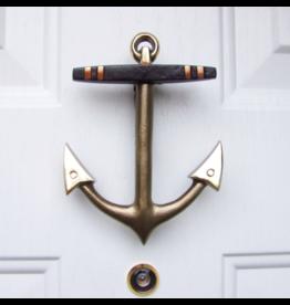 Anchor Door Knocker Brass & Bronze