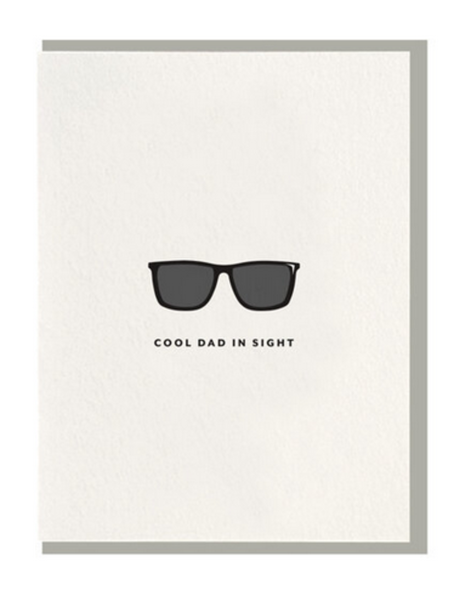 Dahlia Press Cool Dad Card
