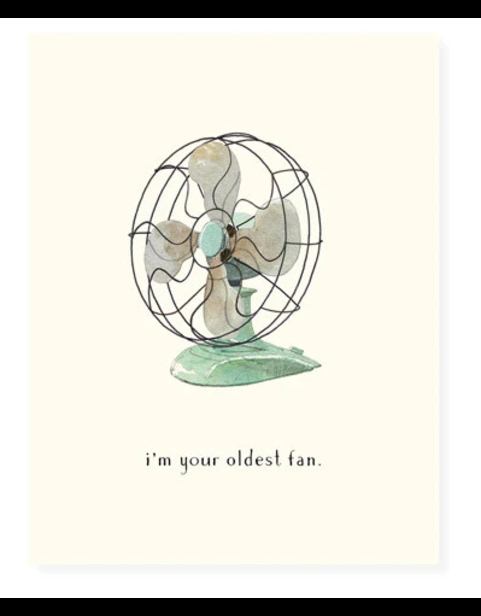 Felix Doolittle Oldest Fan Card