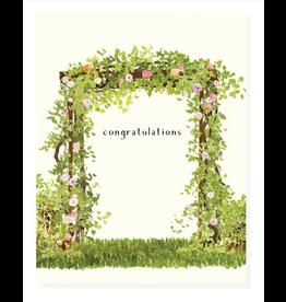 Felix Doolittle Rose Arbor Card