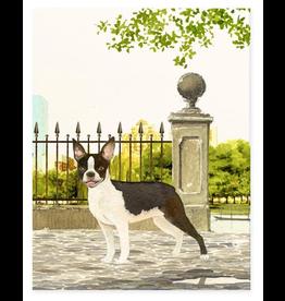 Felix Doolittle Boston Terrier Cards