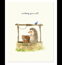 Felix Doolittle Well Wishes Card
