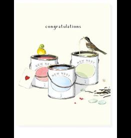 Felix Doolittle New Nest Card