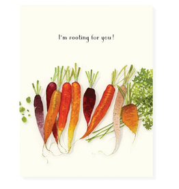 Felix Doolittle Sweet Carrots Card