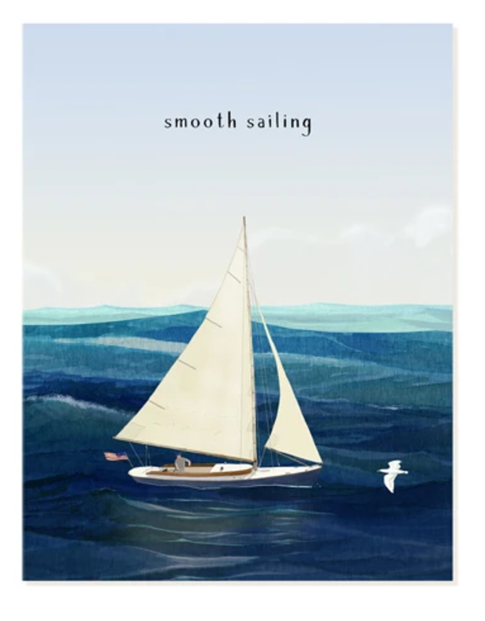 Felix Doolittle Sail Away Card