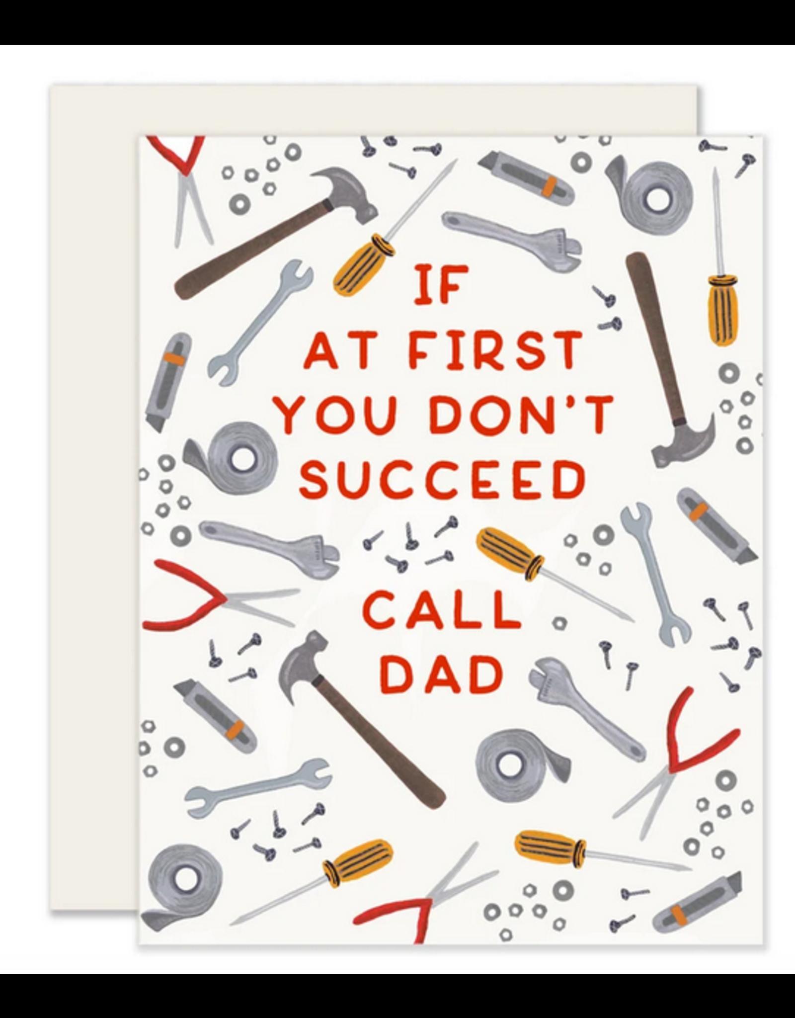 Call Dad Card