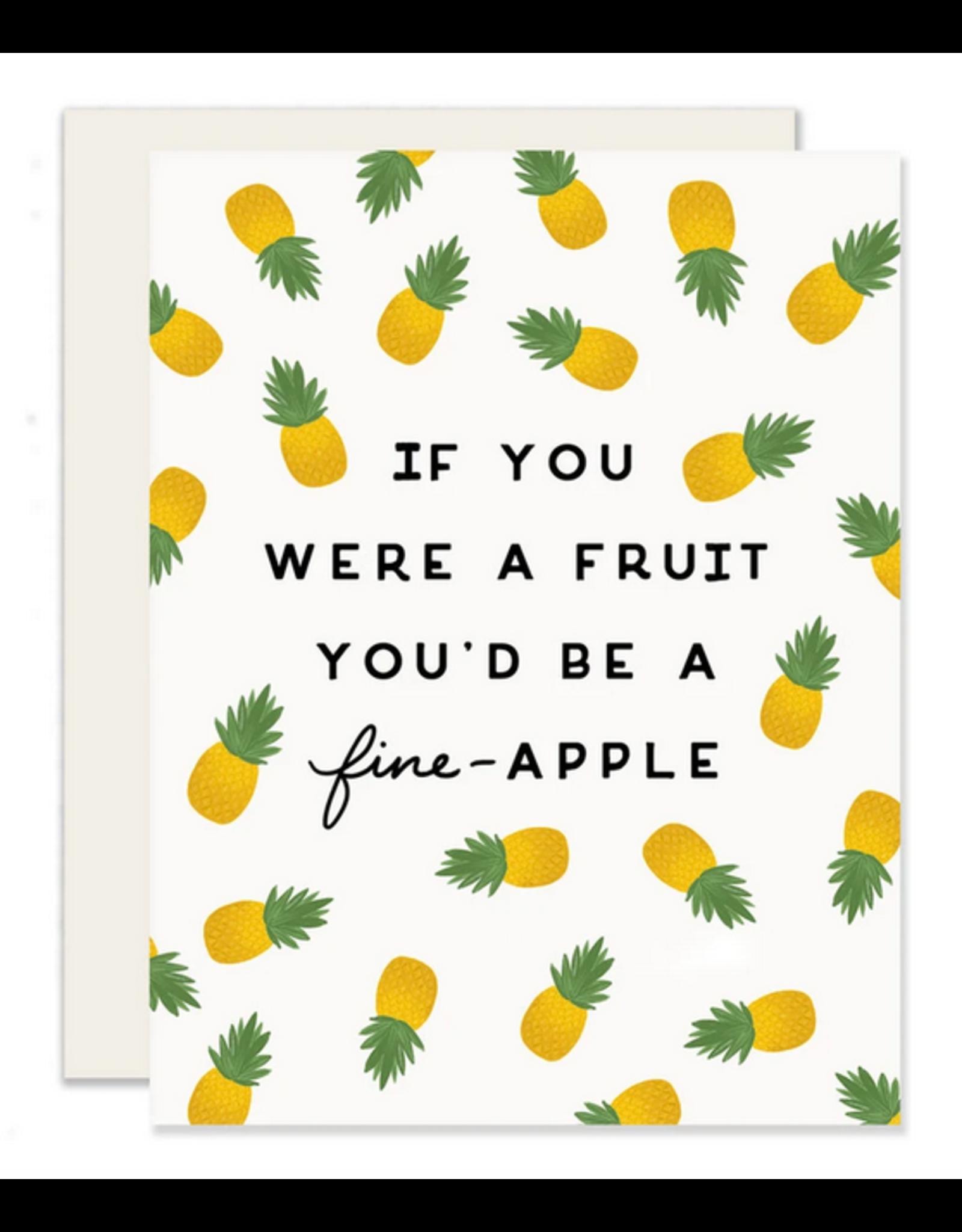 Fine-Apple Card