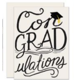Slightly Stationery ConGRADulations Card