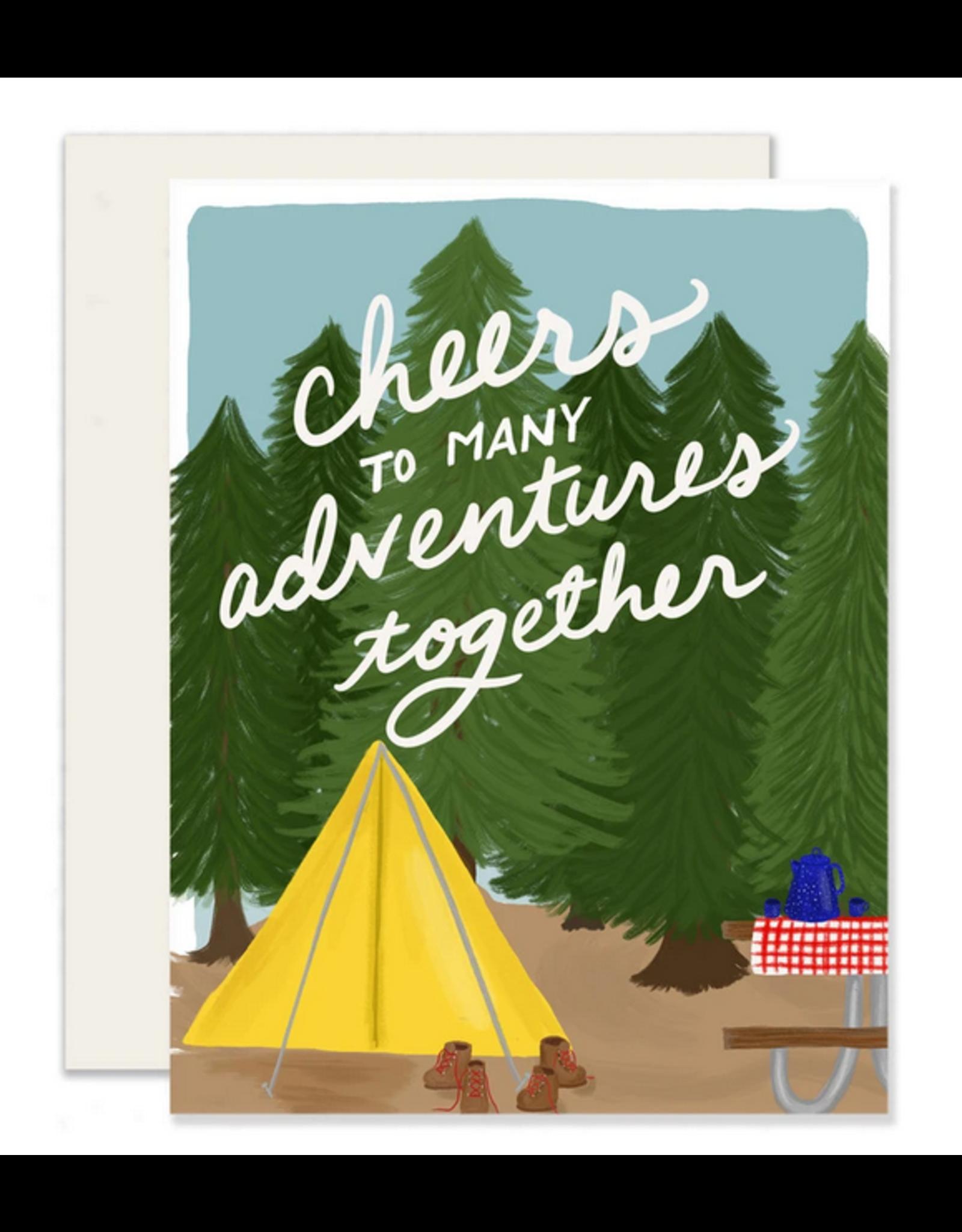 Adventures Together Card