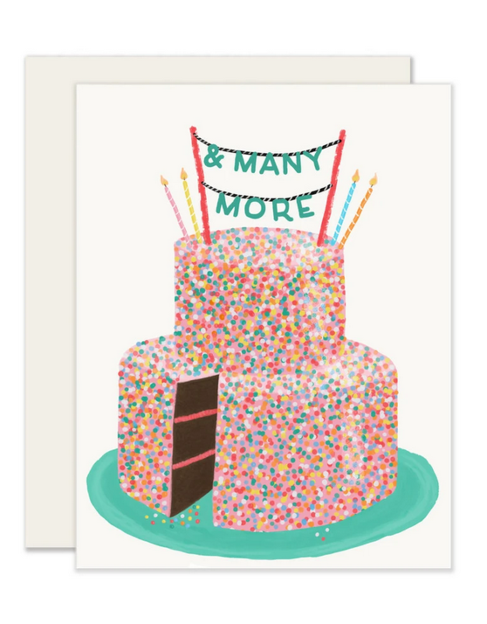 Slightly Stationery And Many More Card