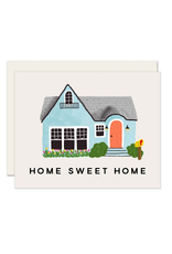 Slightly Stationery Home Sweet Home Pink Door Card