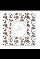 Blue Monkey 3x3 Frame